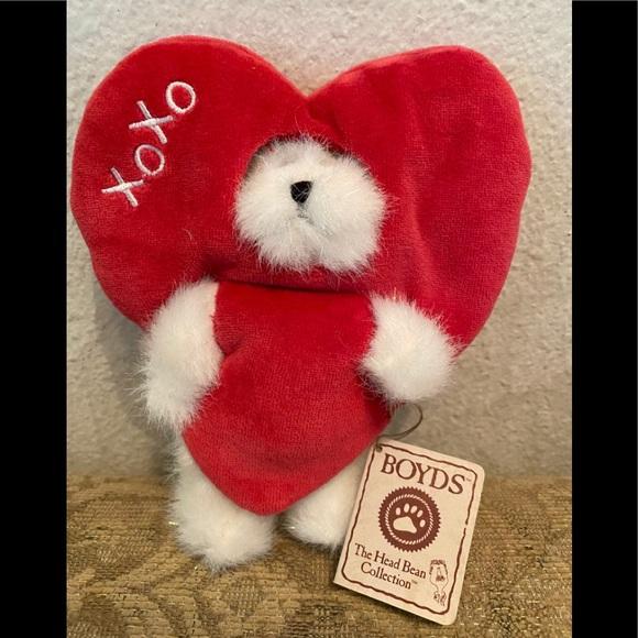 Boyds Valentines Bear NWT
